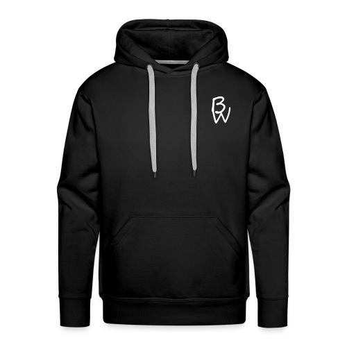 DrBenBrap White Design - Men's Premium Hoodie
