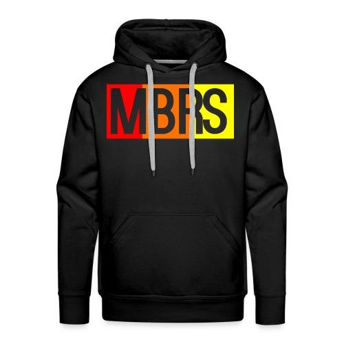 MBRS Block Design - Men's Premium Hoodie