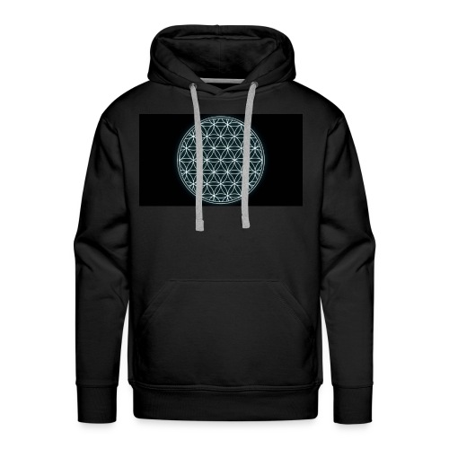 flower of life - Mannen Premium hoodie