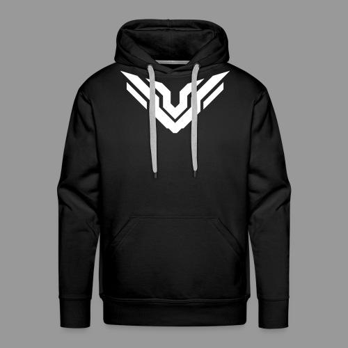 Kie JC Logo The Viper - Men's Premium Hoodie