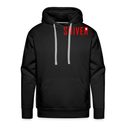 Shiver Logo - Men's Premium Hoodie