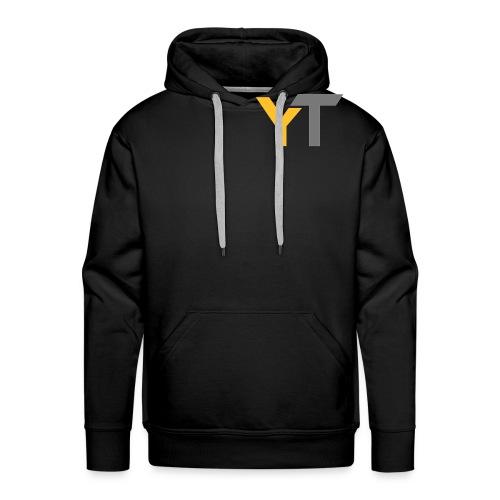 Yogii Tube - Men's Premium Hoodie