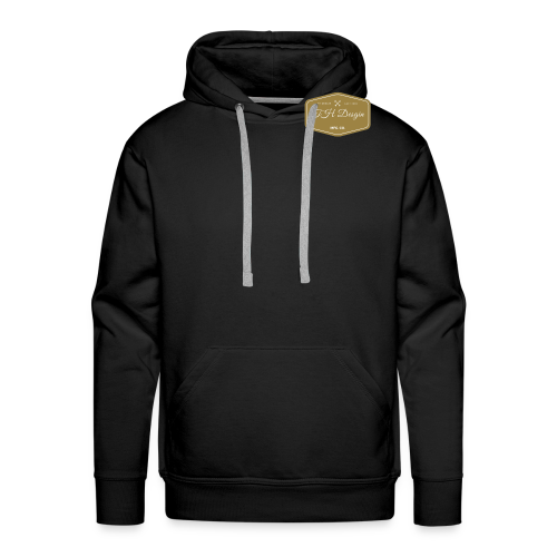 TH Design Fashion - Männer Premium Hoodie
