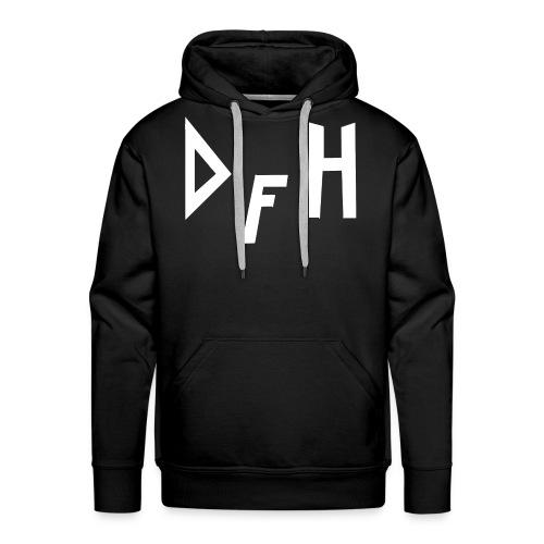 DFH - Herre Premium hættetrøje