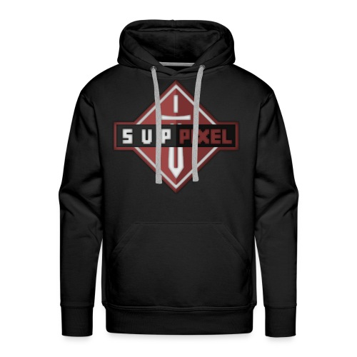 SupPixel Shirt - Men's Premium Hoodie
