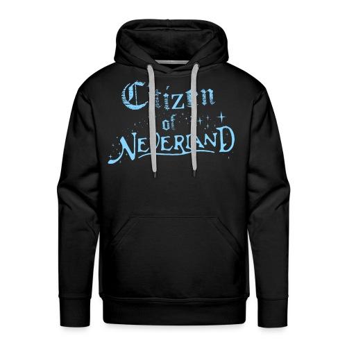 Citizen_blue 02 - Men's Premium Hoodie