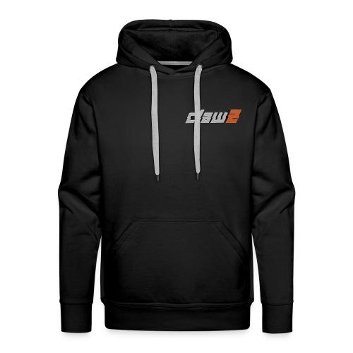 ClawZ Logo - Premiumluvtröja herr