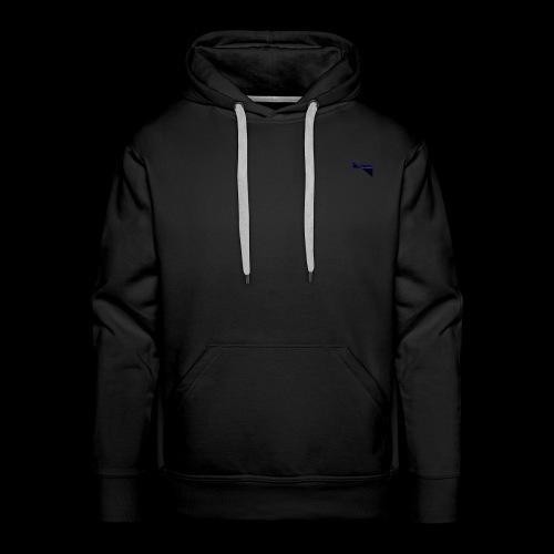logo azr - Sweat-shirt à capuche Premium pour hommes