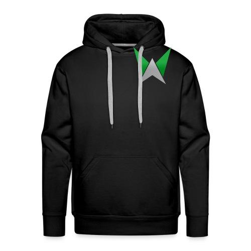 logo team - Sweat-shirt à capuche Premium pour hommes