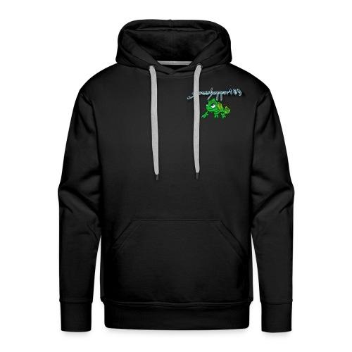 grasshopper189 Logo - Männer Premium Hoodie
