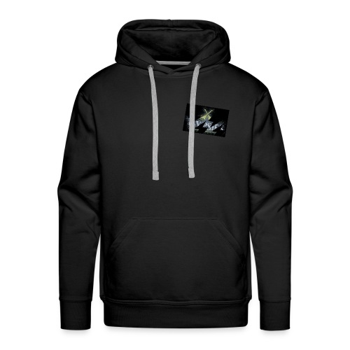 GYPSIES BAND LOGO - Men's Premium Hoodie