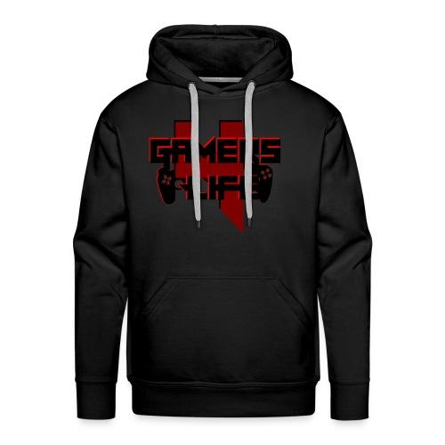 Gamers 4 Life - Männer Premium Hoodie