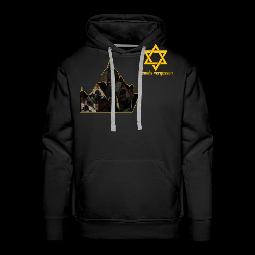 Synagoge - Männer Premium Hoodie