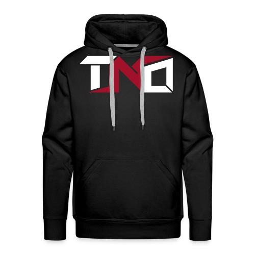 TNO LOGO 2 - Sudadera con capucha premium para hombre