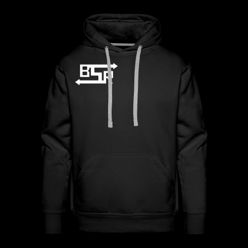 Logo voorkant - Mannen Premium hoodie