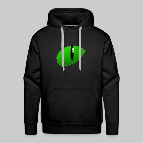 BlackCatHDe Logo - Männer Premium Hoodie