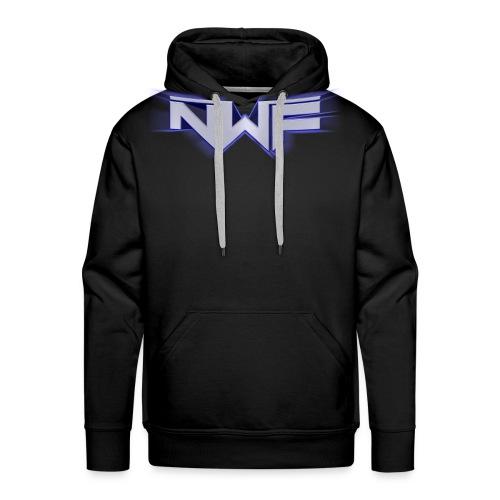 NWF Logo - Premium hettegenser for menn