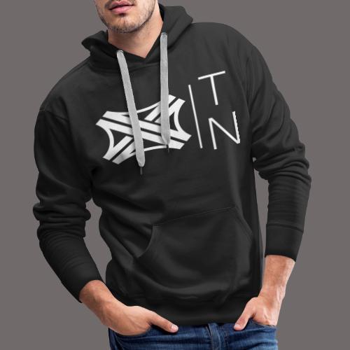 Tregion logo Small - Men's Premium Hoodie