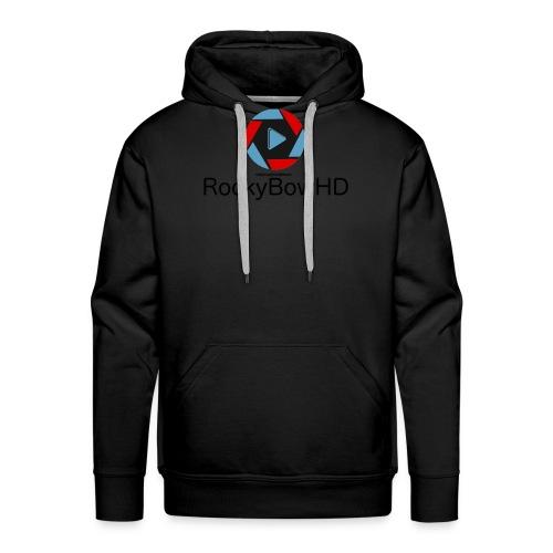 Logo2 - Männer Premium Hoodie