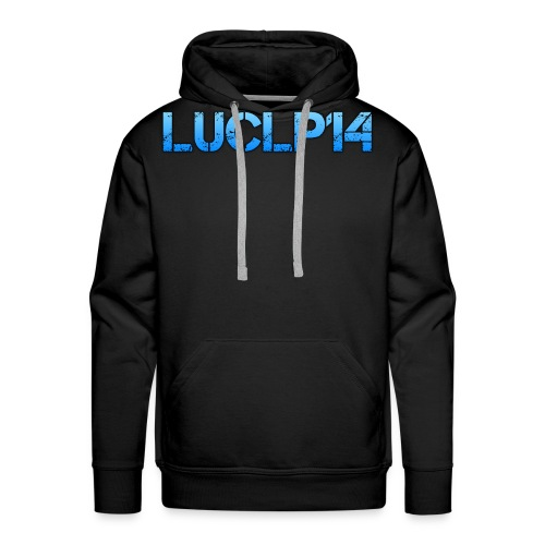LucLp14 - Männer Premium Hoodie