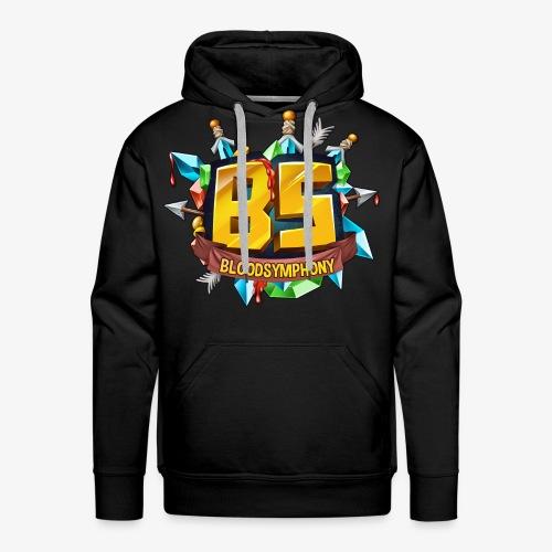 Goodies BloodSymphony - Sweat-shirt à capuche Premium pour hommes