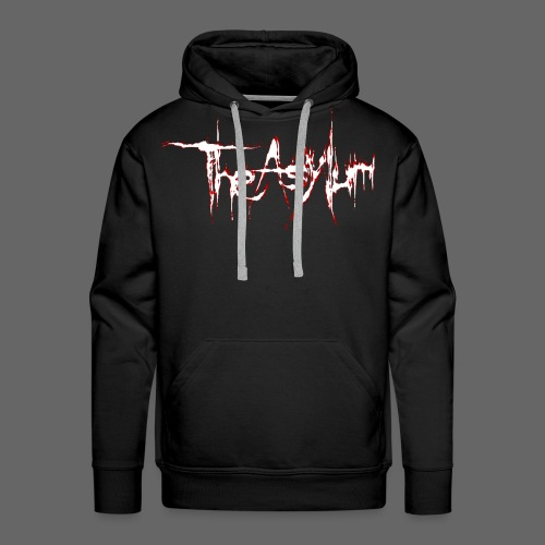 TheAsylum Logo - Männer Premium Hoodie