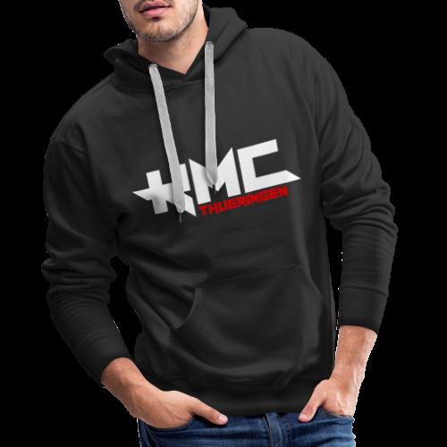 KMC Thueringen Pullover 2K18 Rot - Männer Premium Hoodie