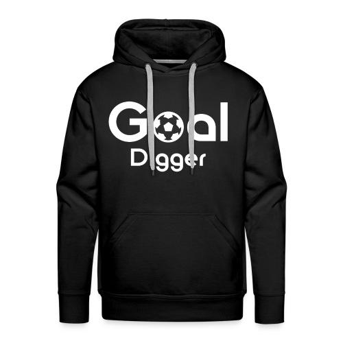 Goal Digger 2 - Men's Premium Hoodie
