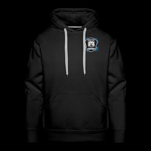 Arctic E-sports logo - Men's Premium Hoodie