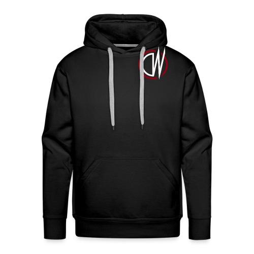 DW - Sweat-shirt à capuche Premium pour hommes