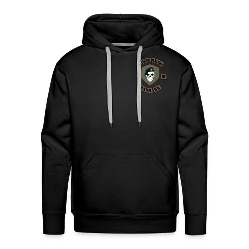 Veterans Platoon - Herre Premium hættetrøje