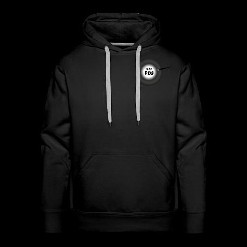 FDS Team - Sweat-shirt à capuche Premium pour hommes