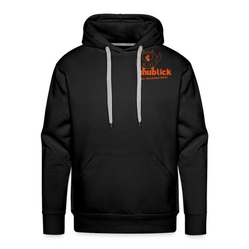 Uhublick - Der Bockbierlikör - Männer Premium Hoodie