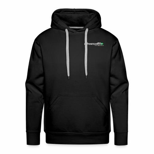 Inspiration FM 107.8 FM Logo Merchandise - Men's Premium Hoodie