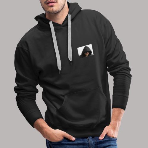 Edalgomo - Sudadera con capucha premium para hombre