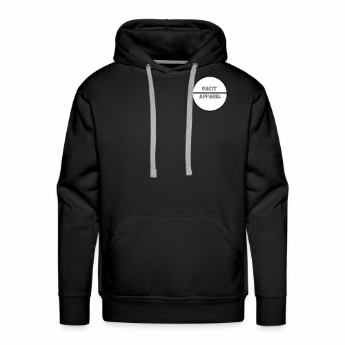 Facit Apparel - Men's Premium Hoodie