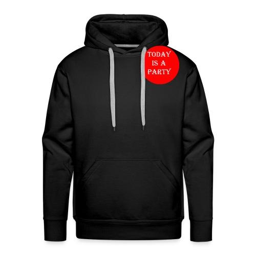 today - Sweat-shirt à capuche Premium pour hommes