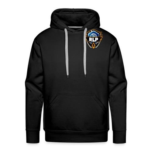 Rocket Liga Pro   Logo Style's - Sudadera con capucha premium para hombre
