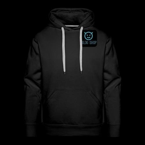 BLDG Shop Logo n°1 - Sweat-shirt à capuche Premium pour hommes