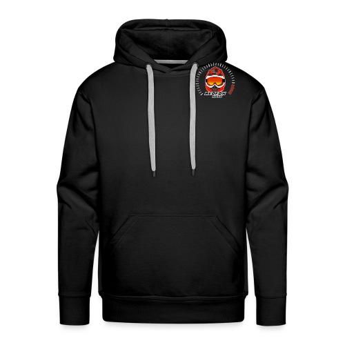 RedFox - Sweat-shirt à capuche Premium pour hommes