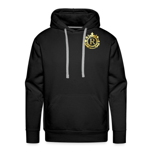 Royal Stake Club Logo - Männer Premium Hoodie