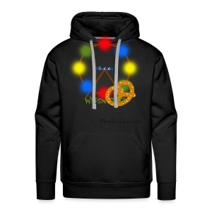 Streetworker Art by Marcello Luce Wiesn 2017 - Männer Premium Hoodie