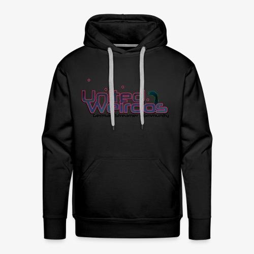 United Weirdos 80`er :D - Männer Premium Hoodie