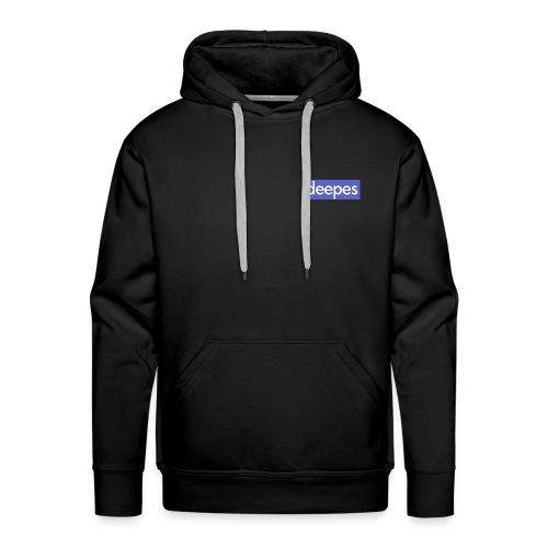 deepeslogo large - Männer Premium Hoodie