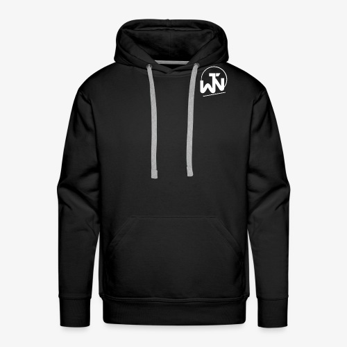 TWN Logo   Basic - Männer Premium Hoodie
