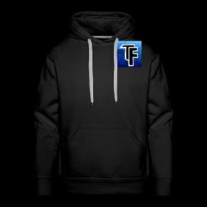 Limited 100 subscribers hoodies - Men's Premium Hoodie