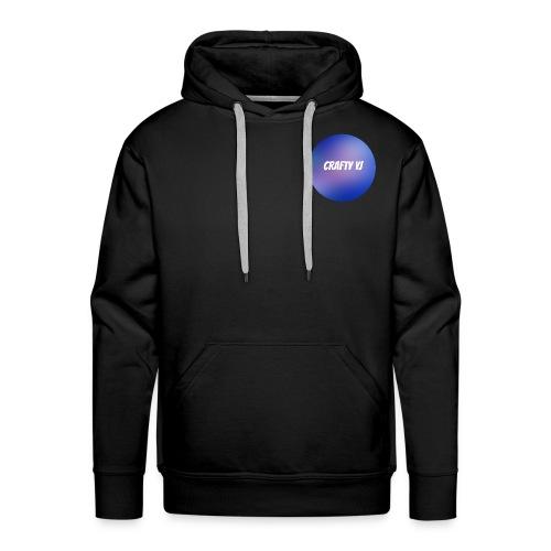 Crafty Logo - Mannen Premium hoodie