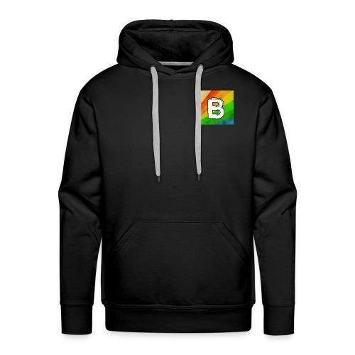 DaarIsBenny Merchandise - Mannen Premium hoodie
