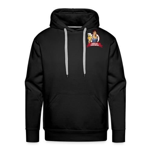 Unser Logo auf deinem Shirt - Männer Premium Hoodie