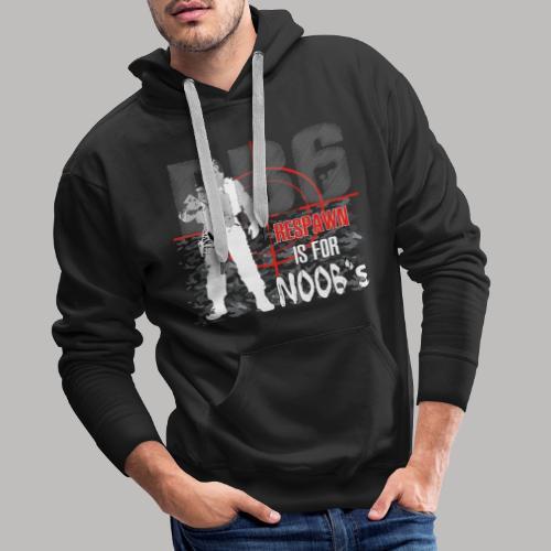 RB6 black V2 - Männer Premium Hoodie